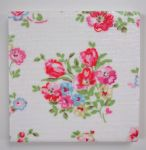 Ceramic Wall Tiles in Cath Kidston Cranham Rose 100mm 150mm